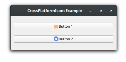 A Guide to Using Icon Themes in Qt on All Platforms – The Open App